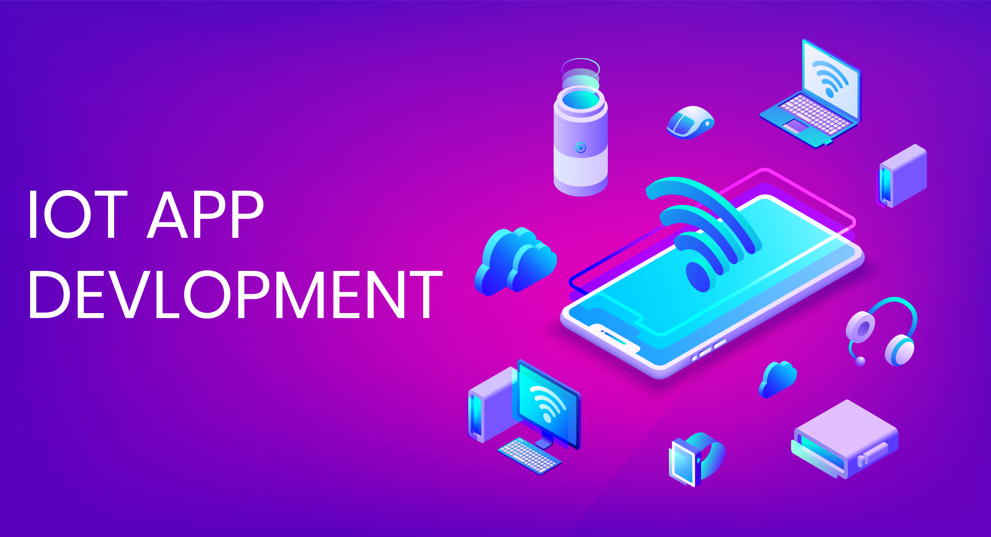 iot app development company india